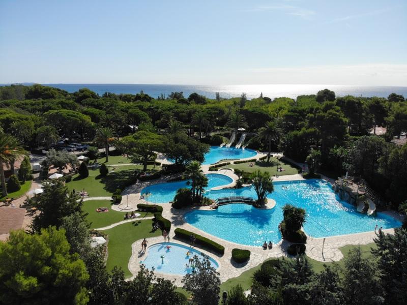 Camping Playa Montroig Resort Camping Costa Dorada Camping Tarragona Bungalow